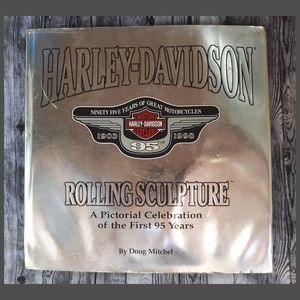 COPY - 1998 HARLEY-DAVIDSON ROLLING SCULPTURE FIR…
